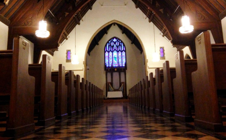 The Linehan Chapel at Nazareth College – Pittsford, NY