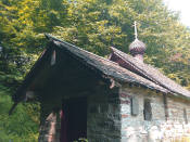 Holy Trinity Monastery - Jordanville, NY Church 4 in the Woods