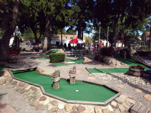 Whispering Pines Mini Golf Course; Rochester, NY