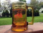 Northern Central Volunteer Fireman's Convention Glass Mug