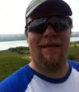 Michael Brewster of Syracuse, NY