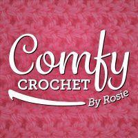 Comfy Crochet by Rosie Advertisement