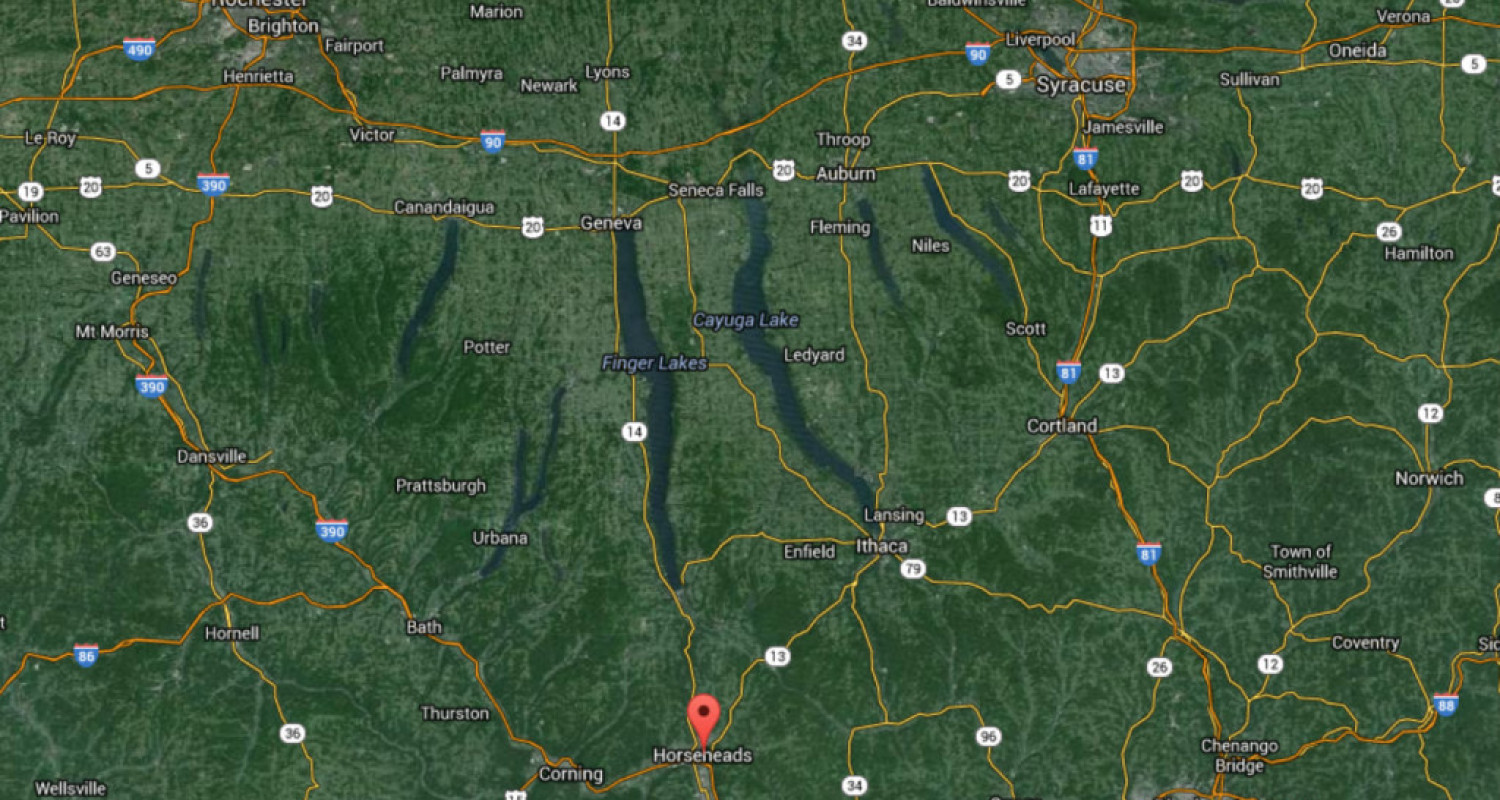 The Story Of How Horseheads, NY Was Named - Featured Image