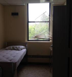 Dormitory Room in Elliott Hall