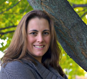 Jennifer Morrisey of Home In The Finger Lakes blog in Palmyra, NY