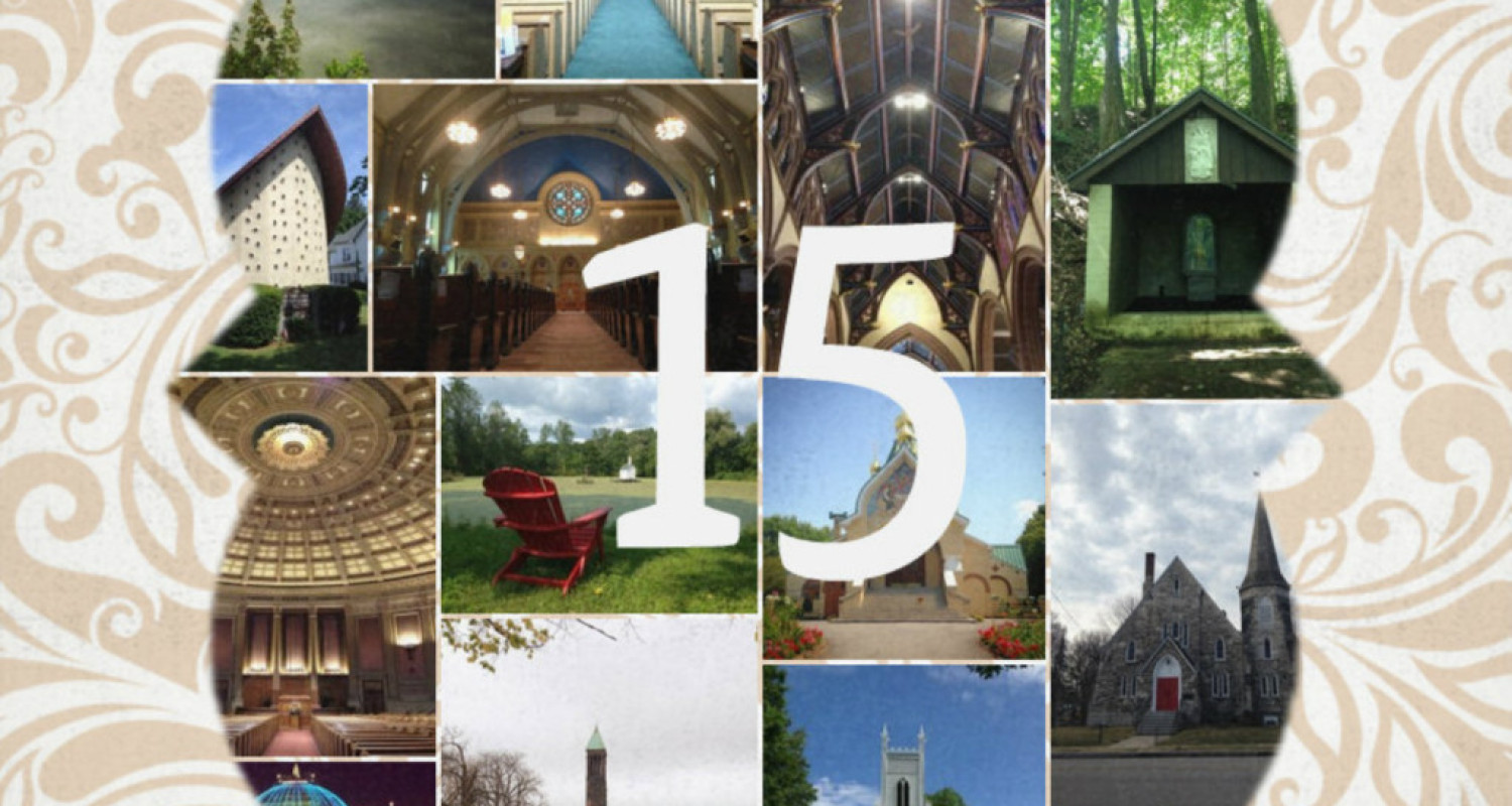 15 Religious Sites in New York - Featured Image