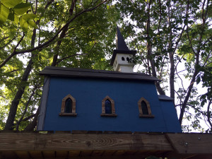 The Church Treehouse in Geneseo