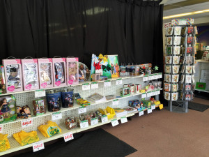 All Things Oz Museum Gift Shop Display