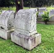 Jewish Burial in Mt. Albion Cemetery