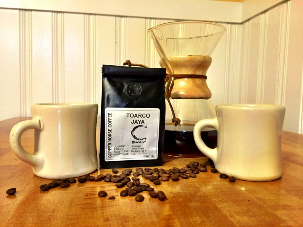 Copper Horse Coffee, Chemex and Victor Coffee Mugs