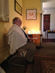 Reverend Wadud at Sufi Order of Rochester