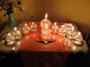 Sufi Order of Rochester Altar Candles