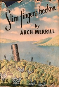 Slim Finger Beckon by Arch Merrill