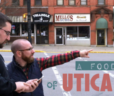 Full Day of Utica Food - Featured Image