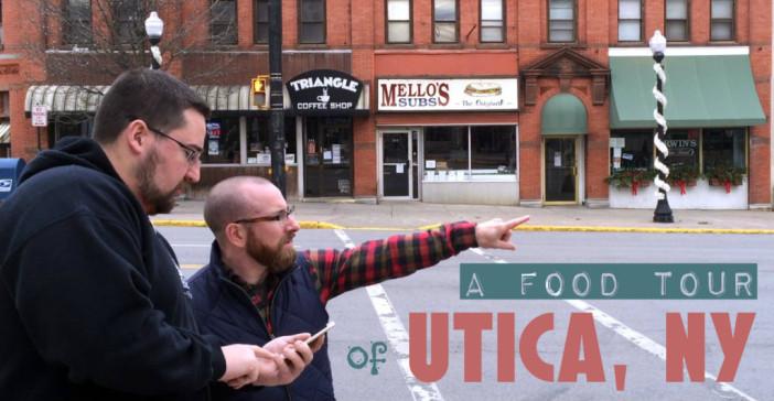 Food Tour of Utica Cover Photo