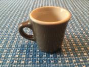 Grey Victor Coffee Mug