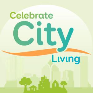 Celebrate City Living Logo in Rochester, New York