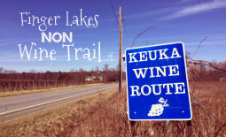 Finger Lakes NON-Wine Trail of Keuka Lake - Featured Image