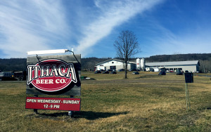 Ithaca Beer Company in Ithaca, New York