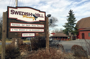 Swedish Hill Winery in Romulus, New York
