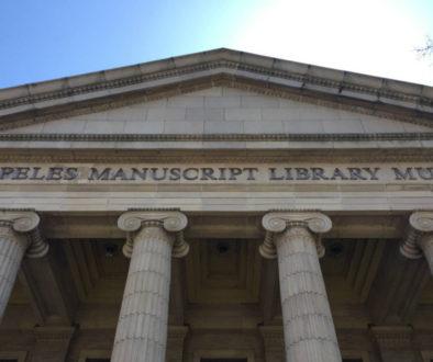 Karpeles Manuscript Museum - North Hall Buffalo - Featured image