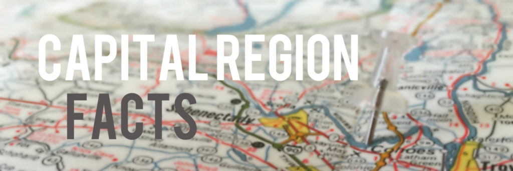 Capital Region Facts - Banner