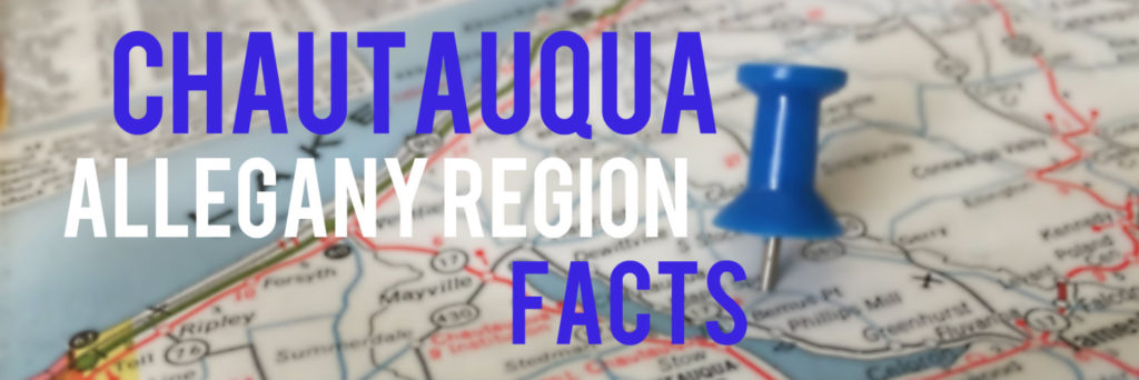Chautauqua Allegany Region Facts - Banner
