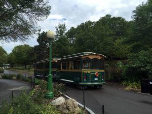 Niagara Falls USA Trolley