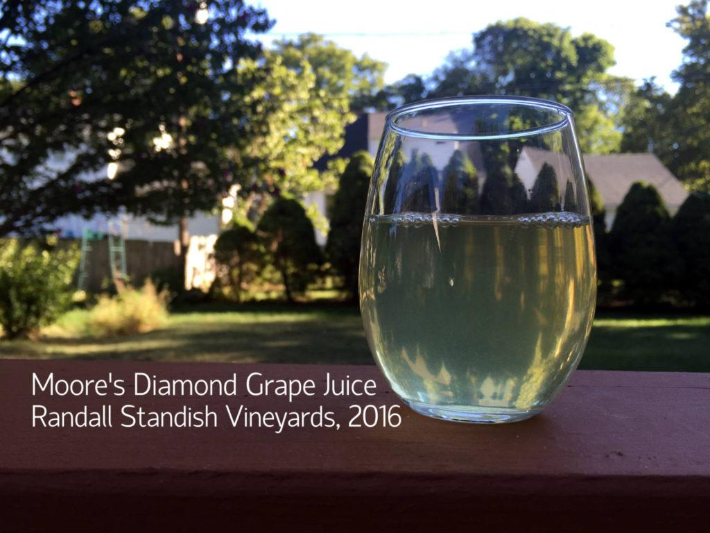 Moore's Diamond Grape Juice