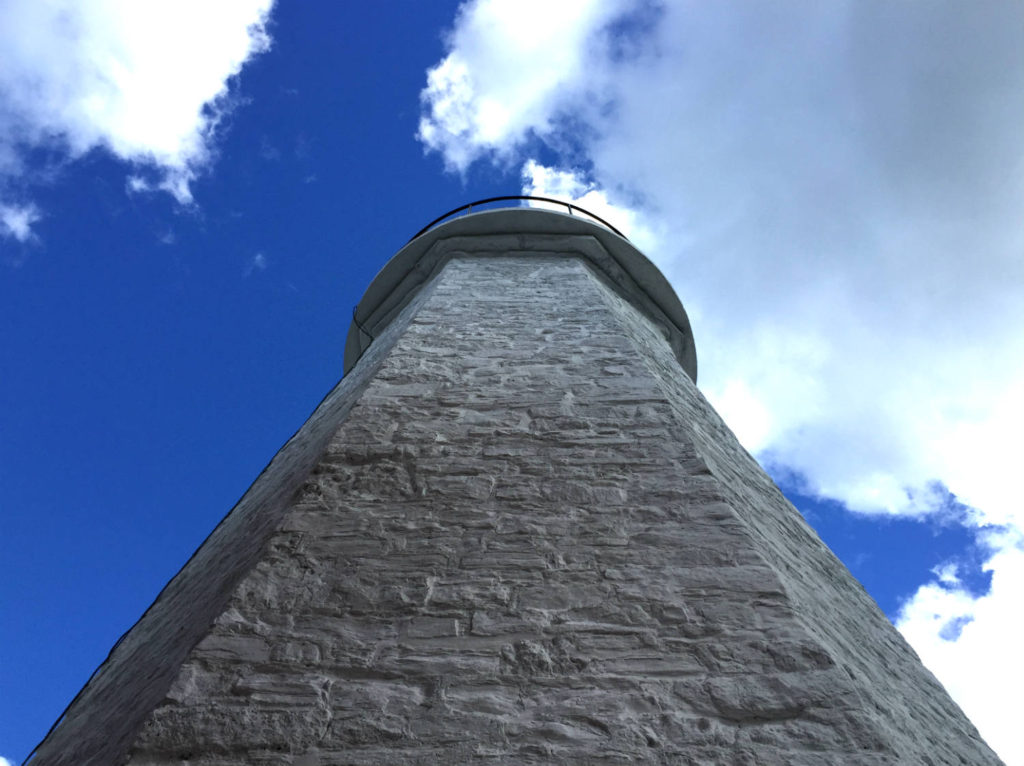 Charlotte-Genesee Lighthouse Tower in Rochester, New York