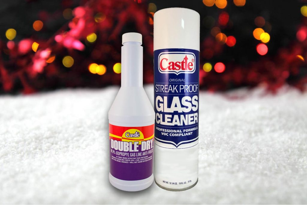 Castle Car Care Products Feature Image