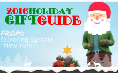 Exploring Upstate 2016 Holiday Gift Guide - Featured Image