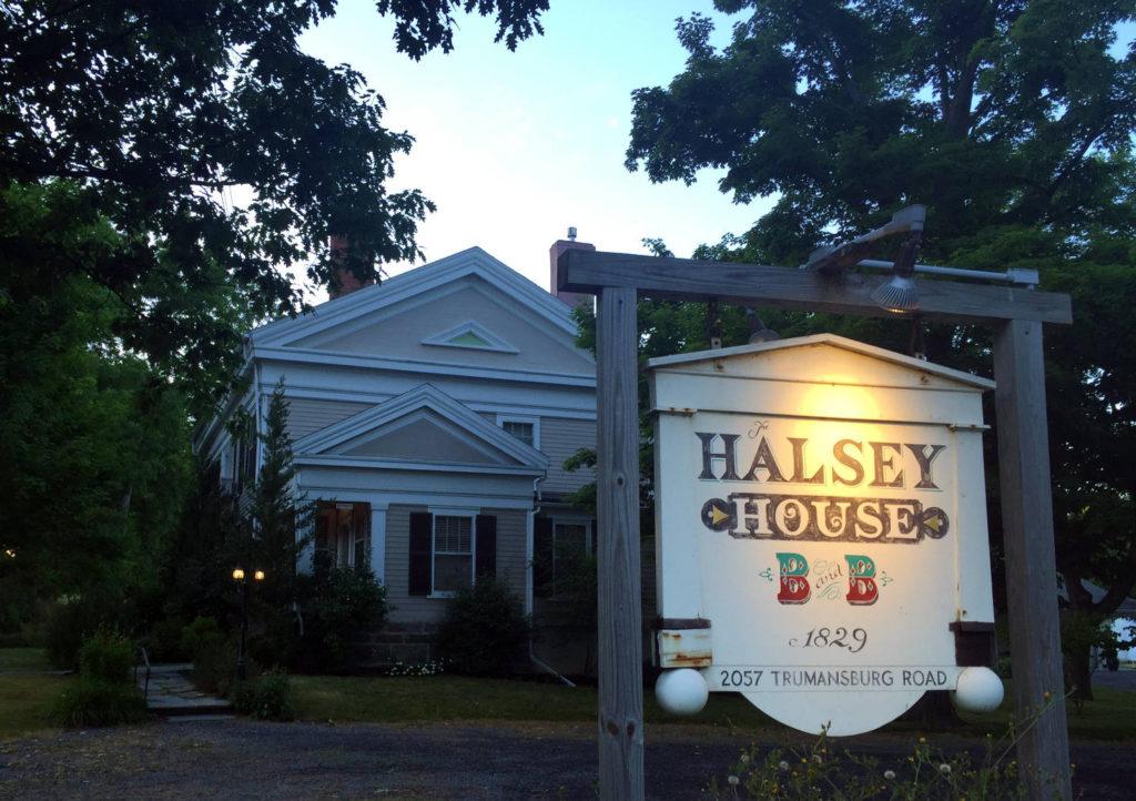 Halsey House Bed & Breakfast in Trumansburg, New York