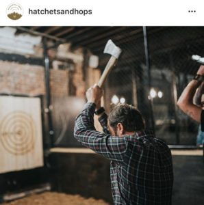 Hatchets and Hops in Buffalo, New York