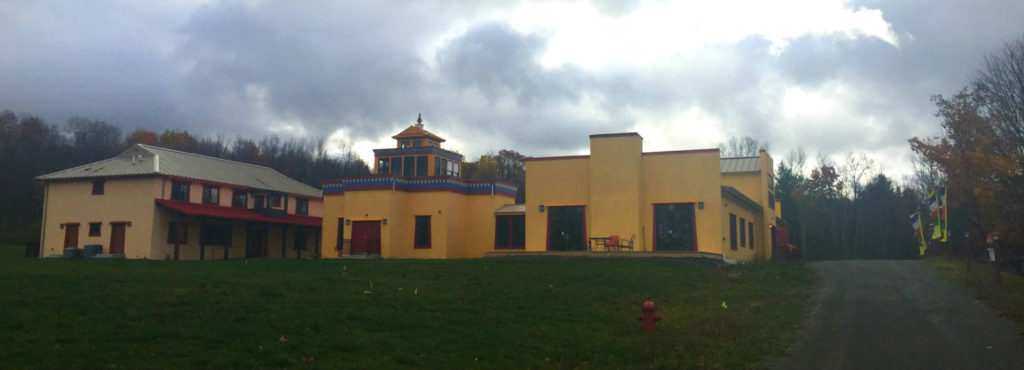 Namgyal Monastery in Ithaca, New York