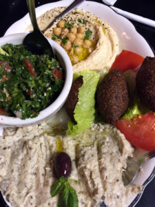 Lebanese Food at Zeina's in Utica, New York