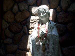 Kateri Tekakwitha Statue in Fonda, New York