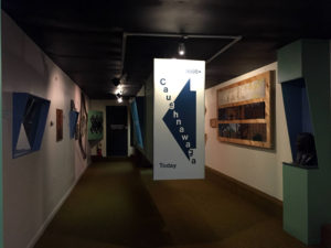 Museum at the Shrine to Saint Kateri Tekakwitha in Fonda, New York