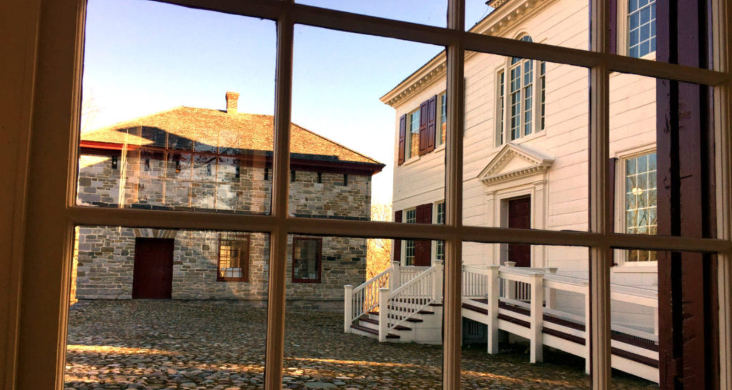 Johnson Hall State Historic Site - Featured Image