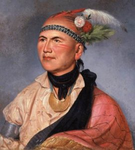 Portrait of Joseph Brant