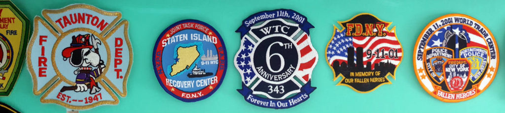 New York State Responder Patches 2