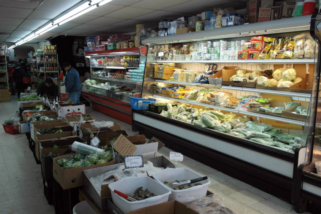 Nguyen Phat Oriental Market in Utica, New York