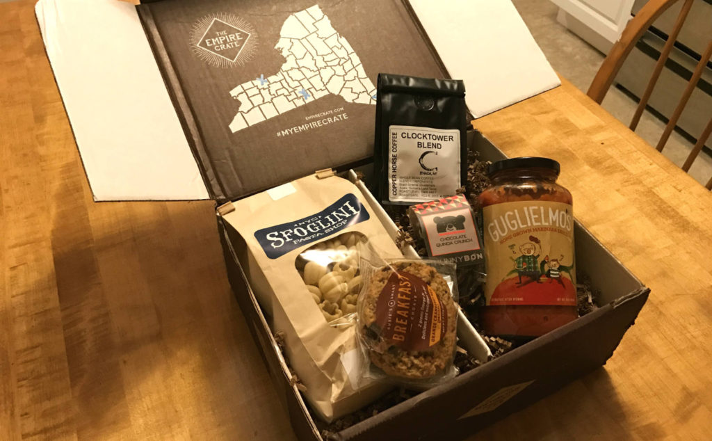February Subscription Box Empire Crate