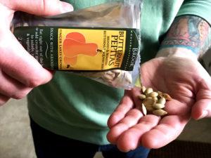Stony Brook WholeHeartedFoods Butternut Squash Seeds from Geneva