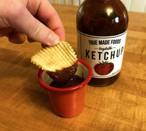 True Made Foods Vegetable Ketchup
