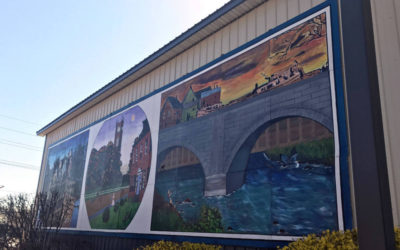 Lyons Mural Mania - Featured Image