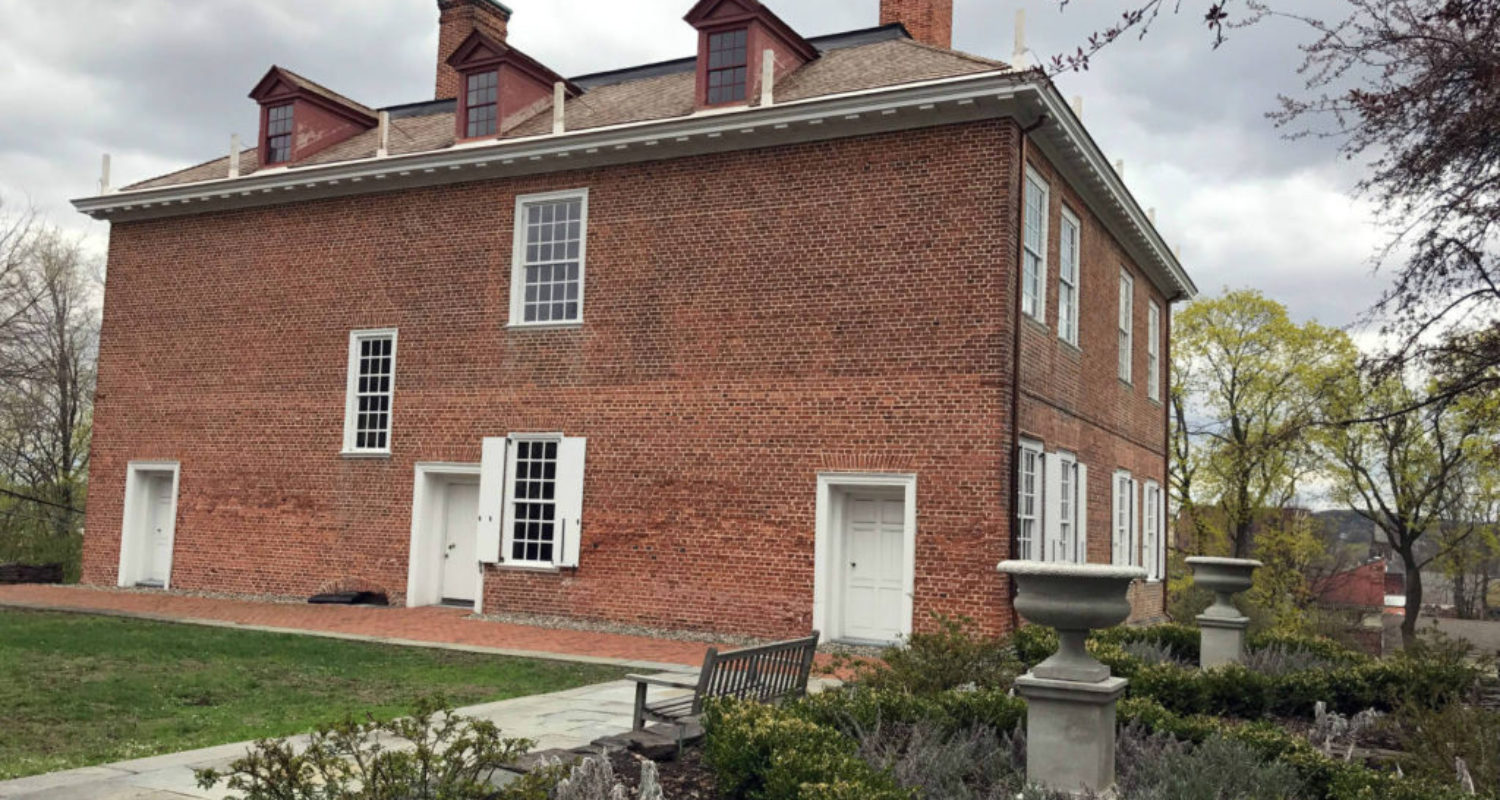 Schuyler Mansion State Historic Site - Featured Image