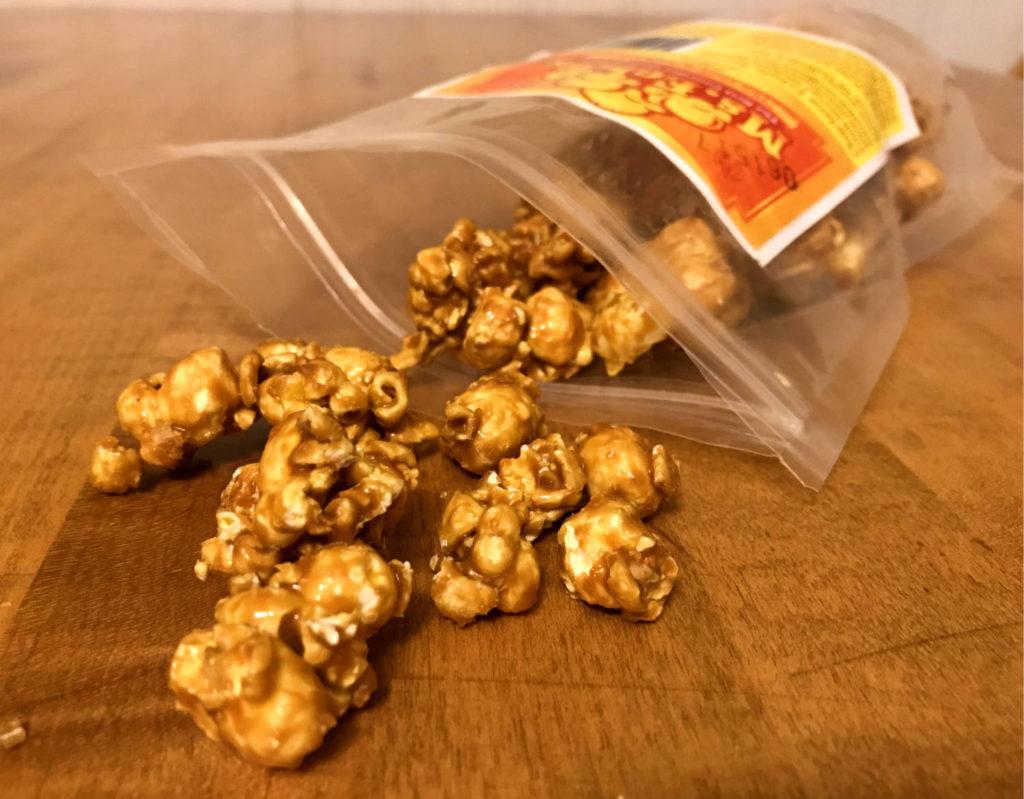 Ms. Echol's Caramel Popcorn
