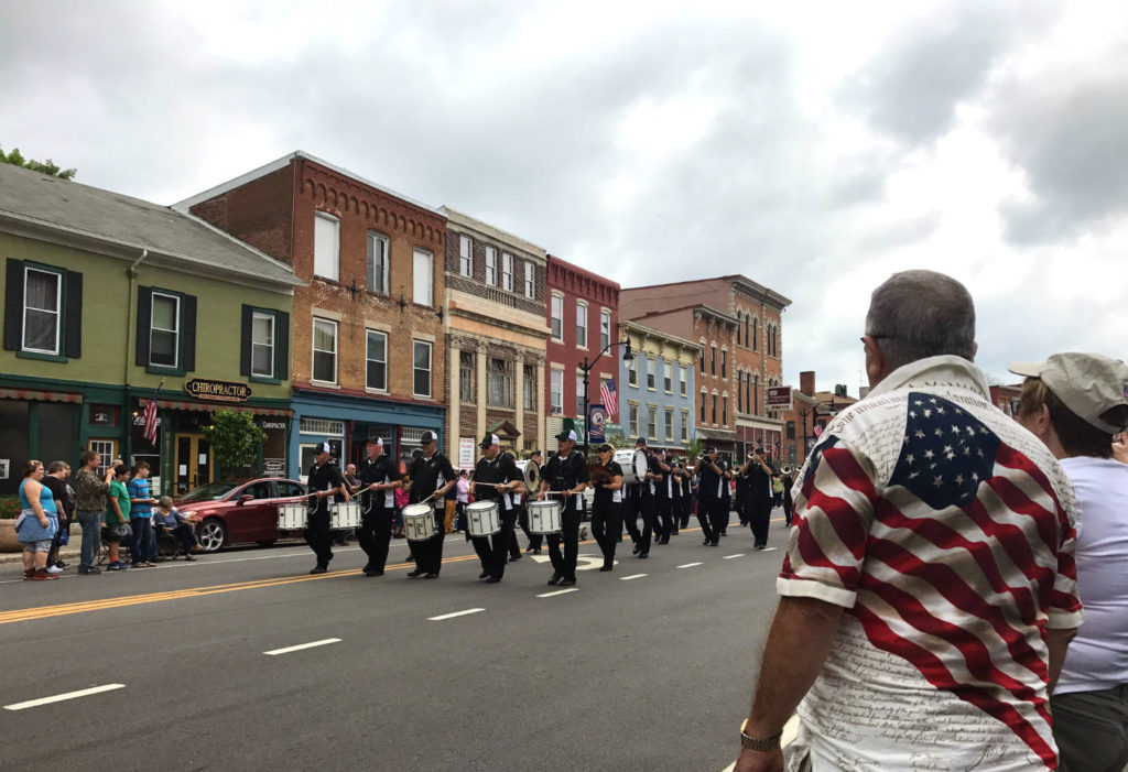 Memorial Day Parade in Waterloo, New York