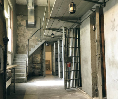 Lyons Jail Museum - Featured Image